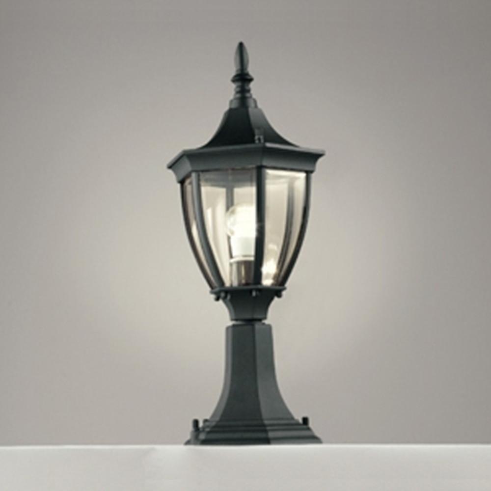 オーデリック LED門柱灯 防雨型 白熱灯40W相当 電球色 OG042146LD