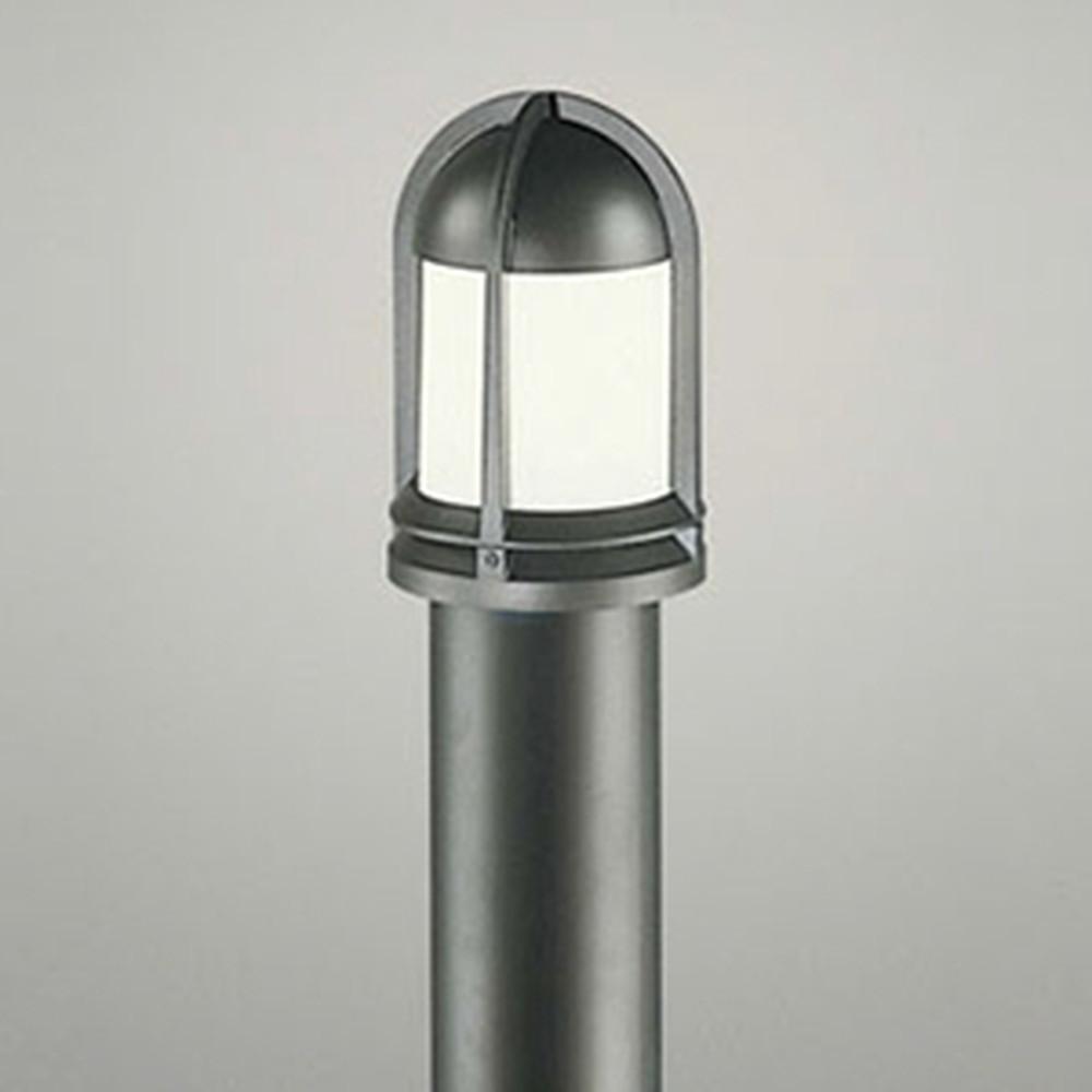 オーデリック LEDガーデンライト 防雨型 白熱灯40W相当 電球色 地上高964mm OG043175LD