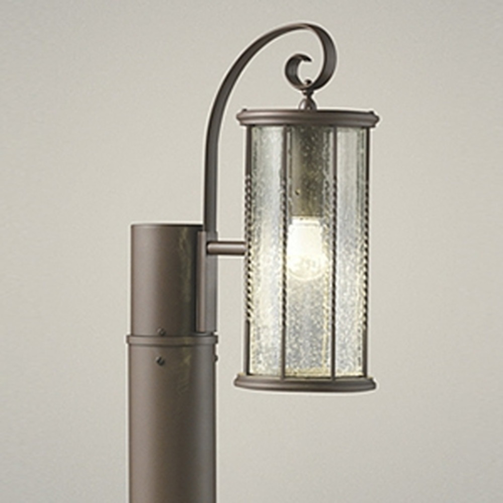 オーデリック LEDガーデンライト 防雨型 白熱灯40W相当 電球色 地上高1300mm OG043331LD