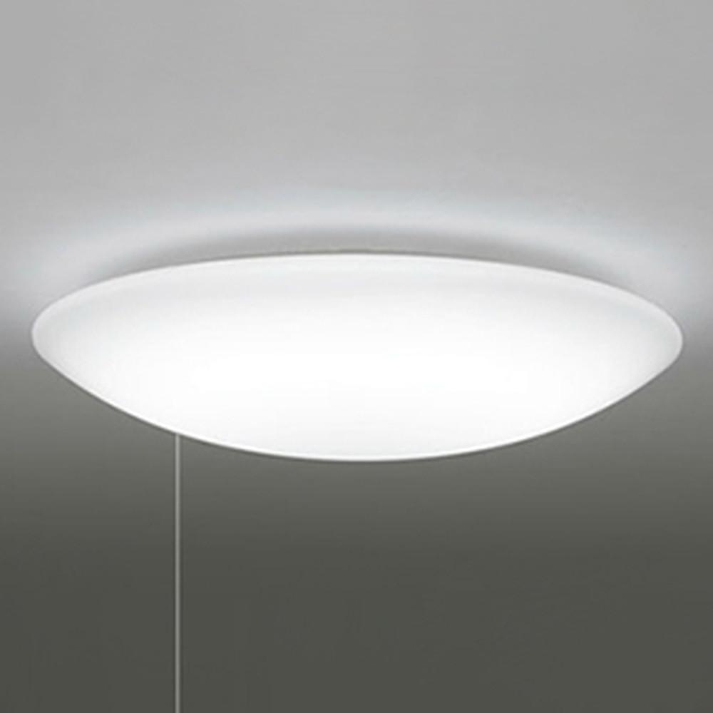 オーデリック LEDシーリングライト ~4.5畳用 昼白色 調光タイプ プルスイッチ付 OL251380N