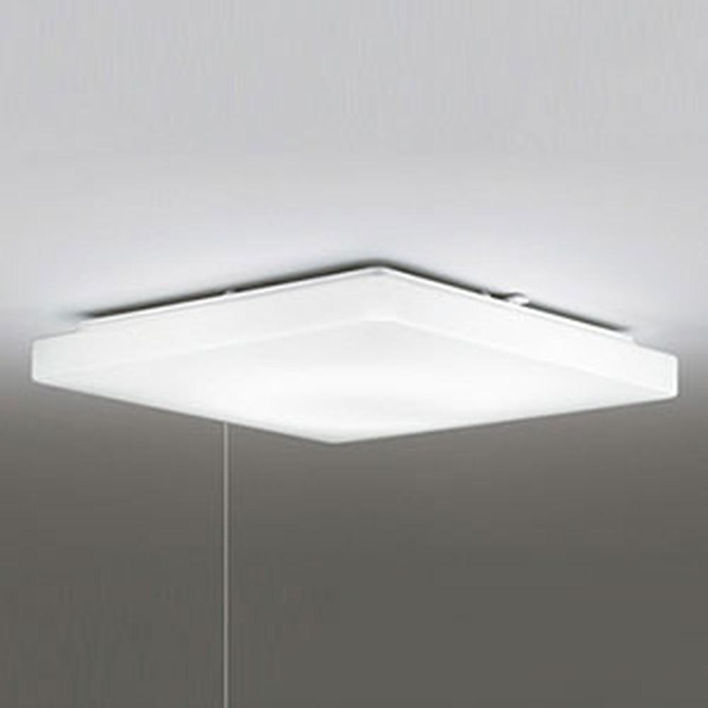 オーデリック LEDシーリングライト ~6畳用 昼白色 調光タイプ プルスイッチ付 OL251409N