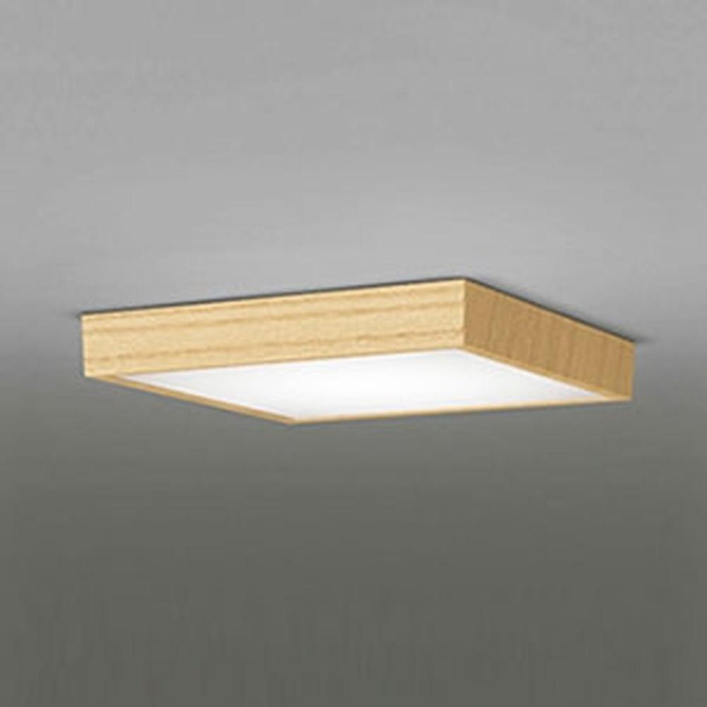 オーデリック LEDシーリングライト 新商品!新型 FCL30W相当 電球色 OL251743 ご予約品 木調ナチュラル 連続調光タイプ