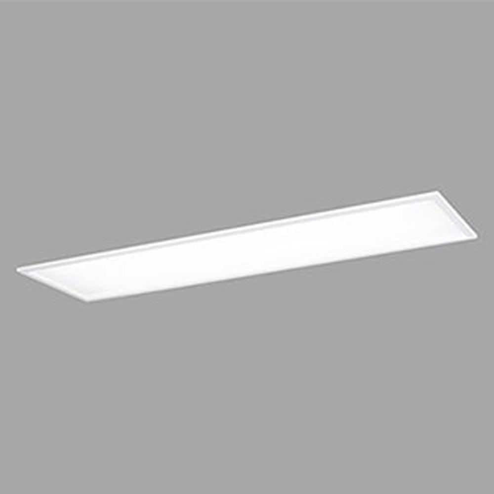 オーデリック LED一体型キッチンライト 埋込式 高気密SB形 埋込穴1257×300mm Hf32W定格出力×2灯相当 昼白色 非調光タイプ OD266098N