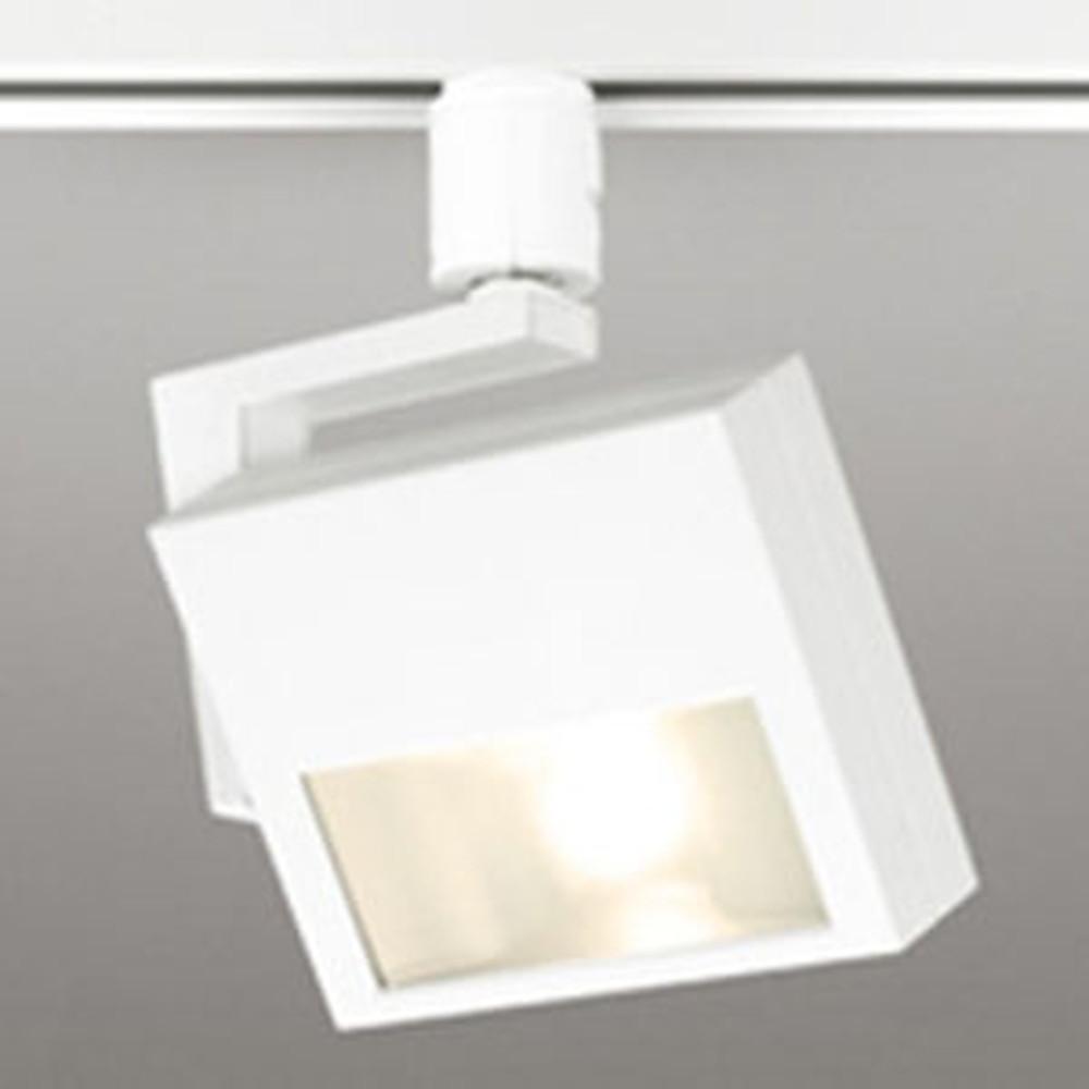 オーデリック LEDスポットライト ライティングレール取付専用 白熱灯100Wクラス 電球色 OS256300