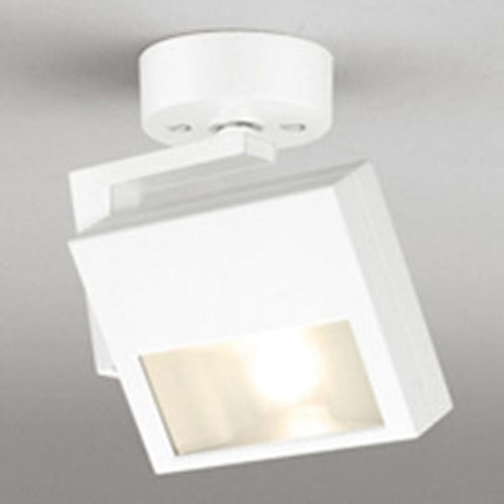 オーデリック LEDスポットライト フレンジタイプ 白熱灯100Wクラス 電球色 OS256299