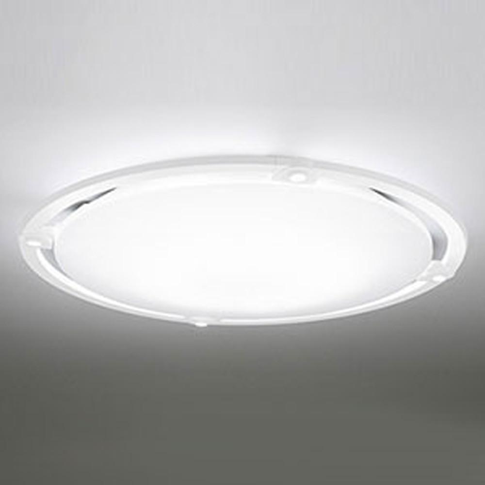 オーデリック LEDシーリングライト ~12畳用 《LED+SPOTLIGHT》 電球色~昼光色 電球色LEDスポット 調光・調色タイプ Bluetooth®対応 マットホワイト OL251502BC
