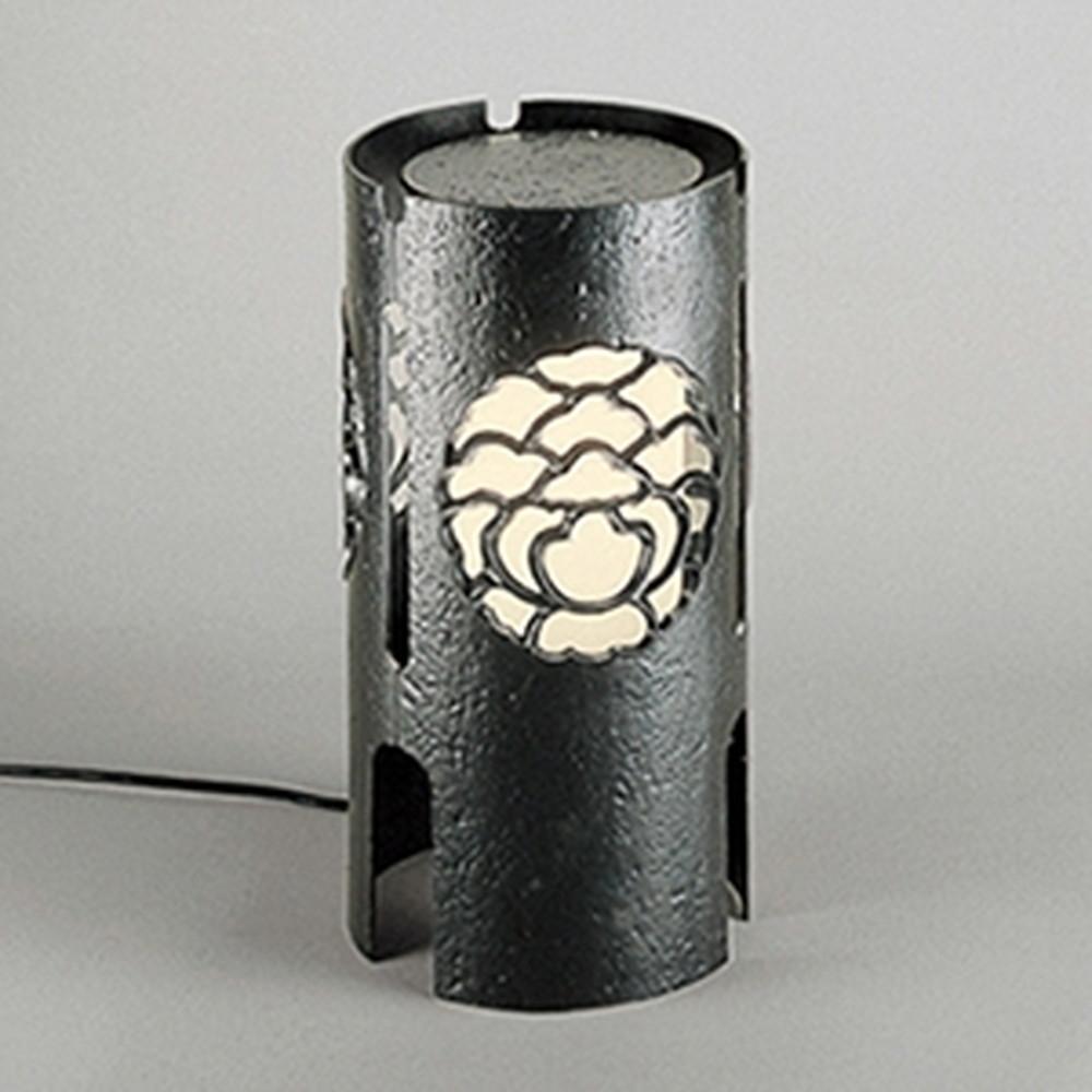 オーデリック LEDガーデンライト 防雨型 白熱灯60W相当 電球色 二重絶縁構造タイプ OG043016LD1