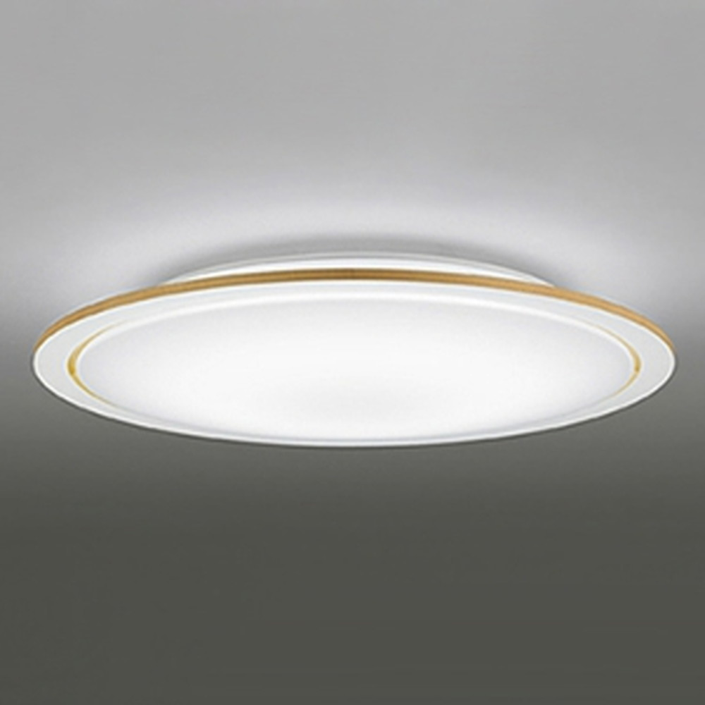オーデリック LEDシーリングライト ~10畳用 豪華な 電球色~昼光色 Bluetooth®対応 調色タイプ 定価 OL251032BC 調光