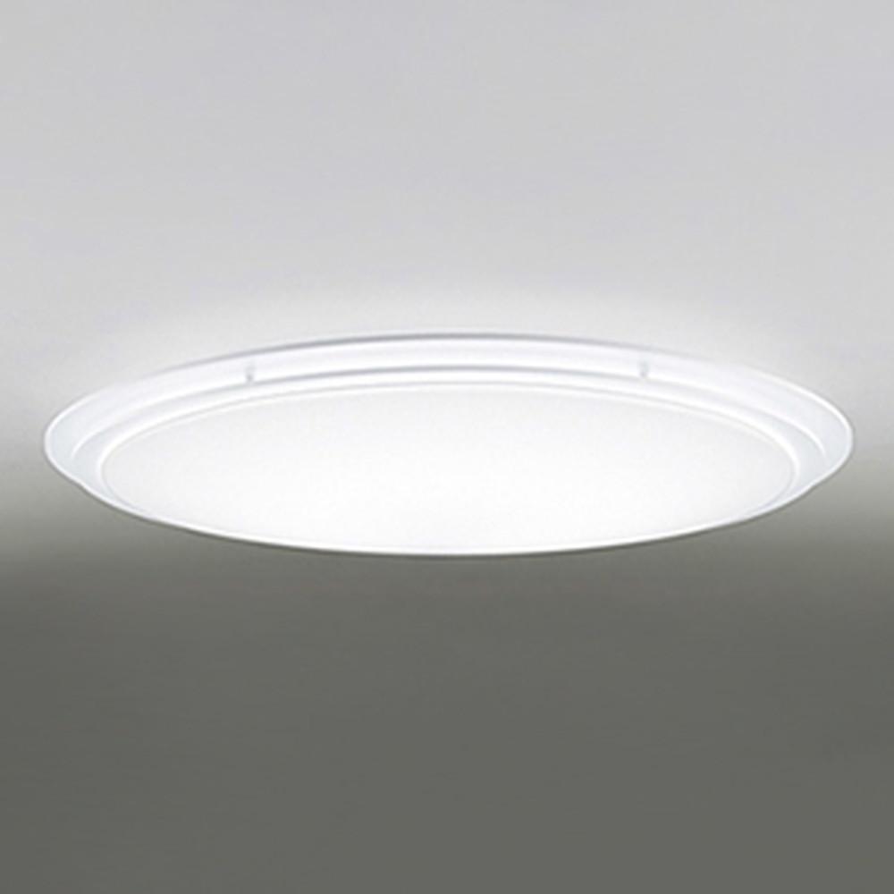 オーデリック LEDシーリングライト ~8畳用 電球色~昼光色 調光・調色タイプ 青tooth®対応 OL251442BC