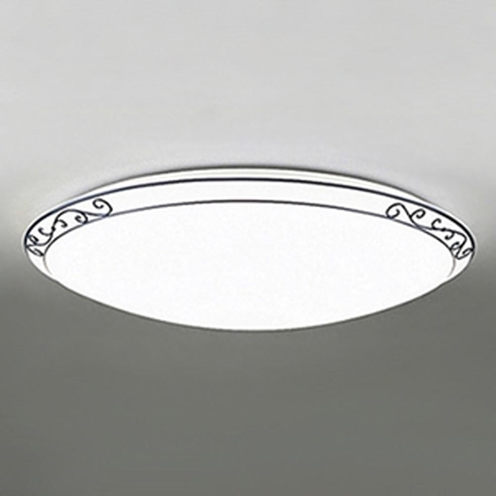 オーデリック LEDシーリングライト ~12畳用 電球色~昼光色 調光・調色タイプ 青tooth®対応 OL251453BC