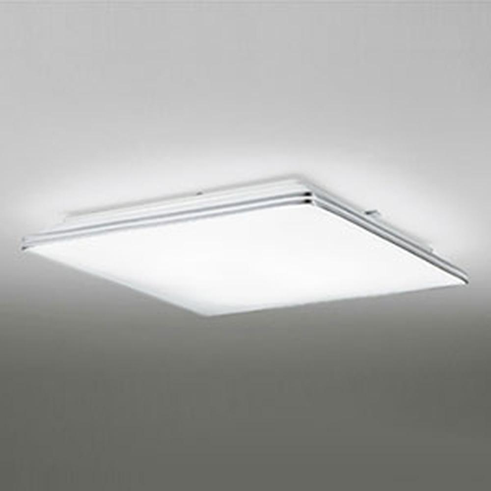 オーデリック LEDシーリングライト ~12畳用 電球色~昼光色 調光・調色タイプ リモコン付 OL251487P1