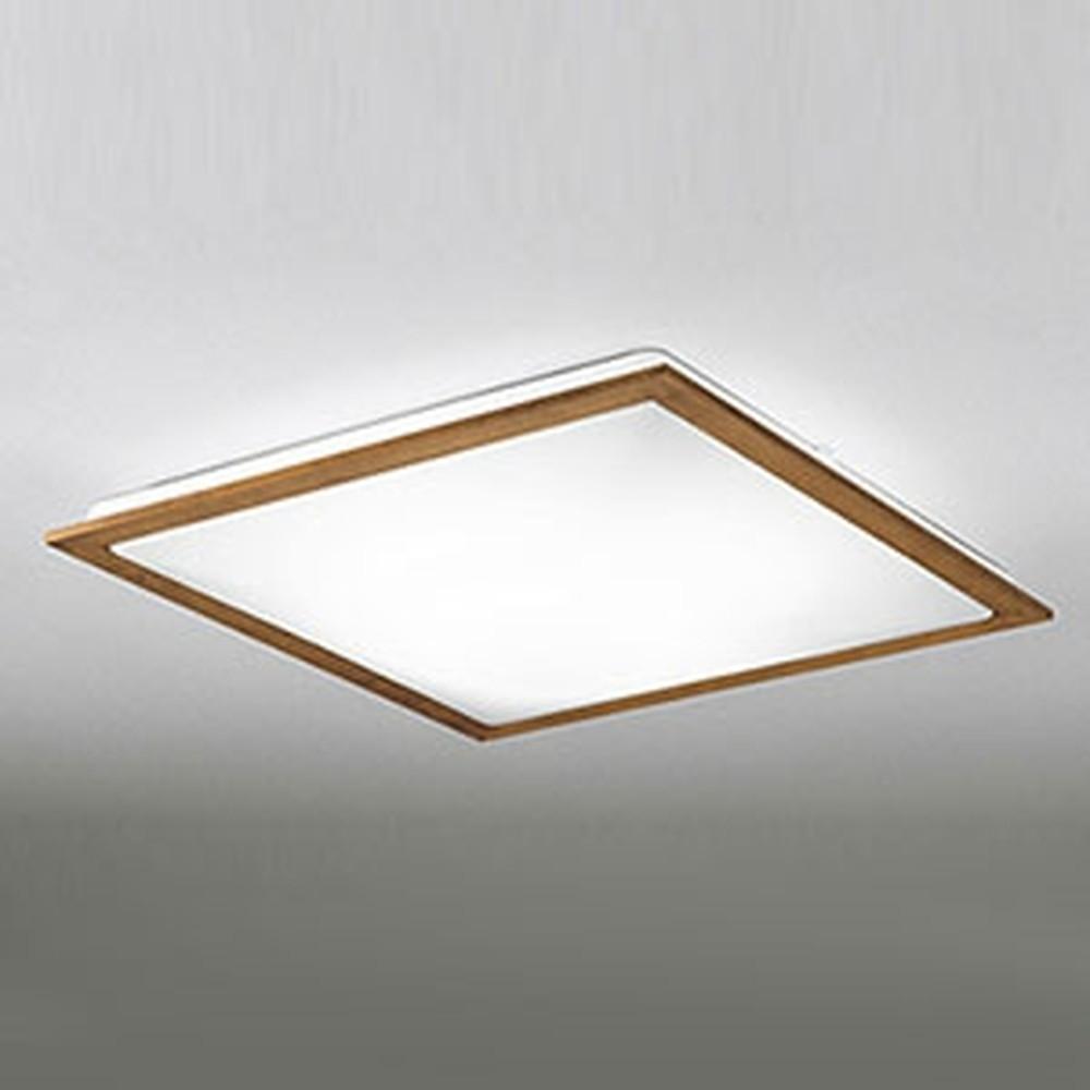 オーデリック LEDシーリングライト ~12畳用 電球色~昼光色 調光・調色タイプ Bluetooth®対応 チェリー OL251627BC