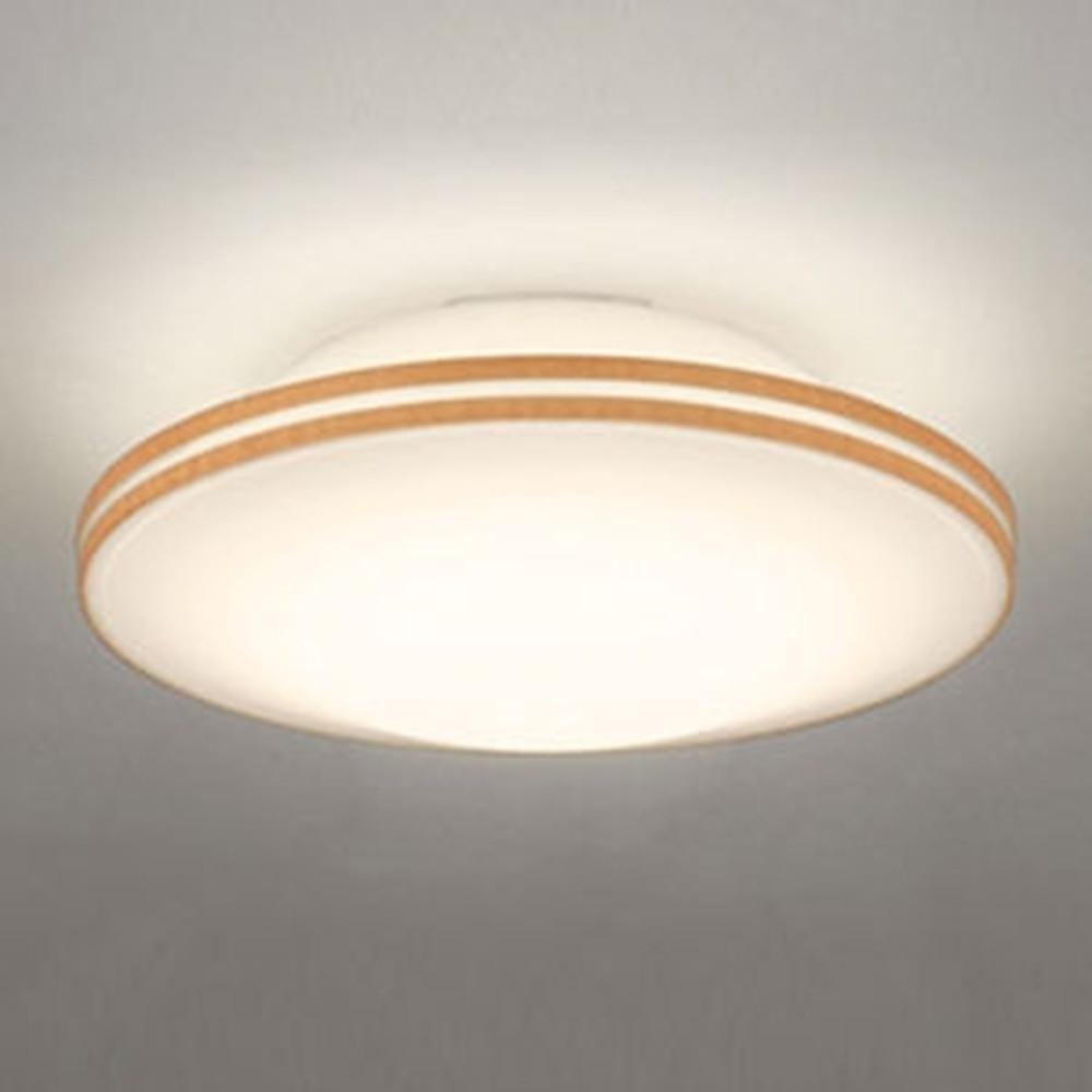 オーデリック LED小型シーリングライト FCL30W相当 電球色⇔昼白色 光色切替調光タイプ ナチュラル OL291114PC