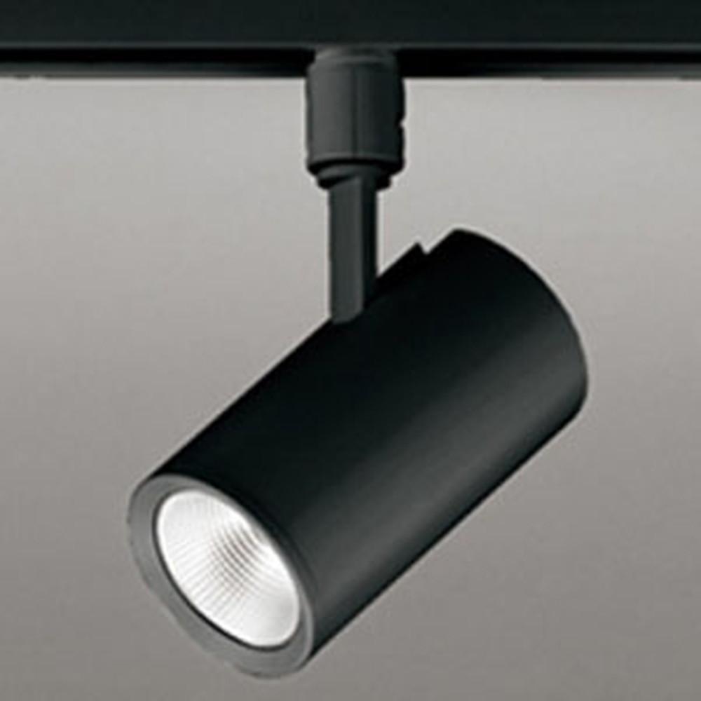 オーデリック LEDスポットライト ライティングレール取付専用 白熱灯100Wクラス 温白色 連続調光 ワイド配光40° 黒 OS256535