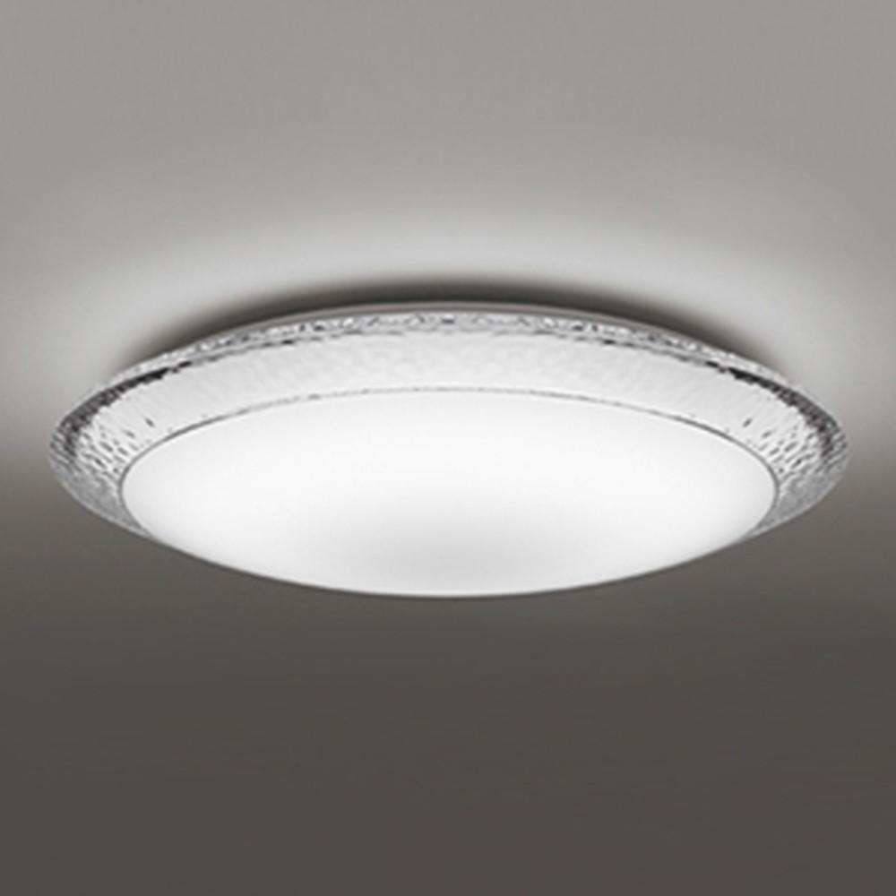 オーデリック LEDシーリングライト ~12畳用 《AQUA-Ice》 電球色~昼光色 調光・調色タイプ Bluetooth®対応 OL291351BC