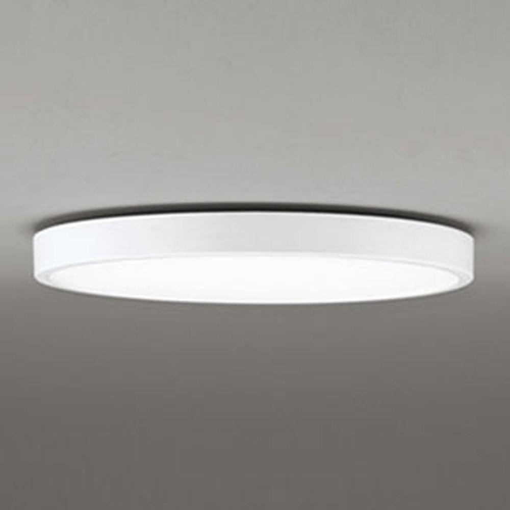 オーデリック LEDシーリングライト ~6畳用 《FLATPLATE》 電球色~昼光色 調光・調色タイプ Bluetooth®対応 OL291365BC
