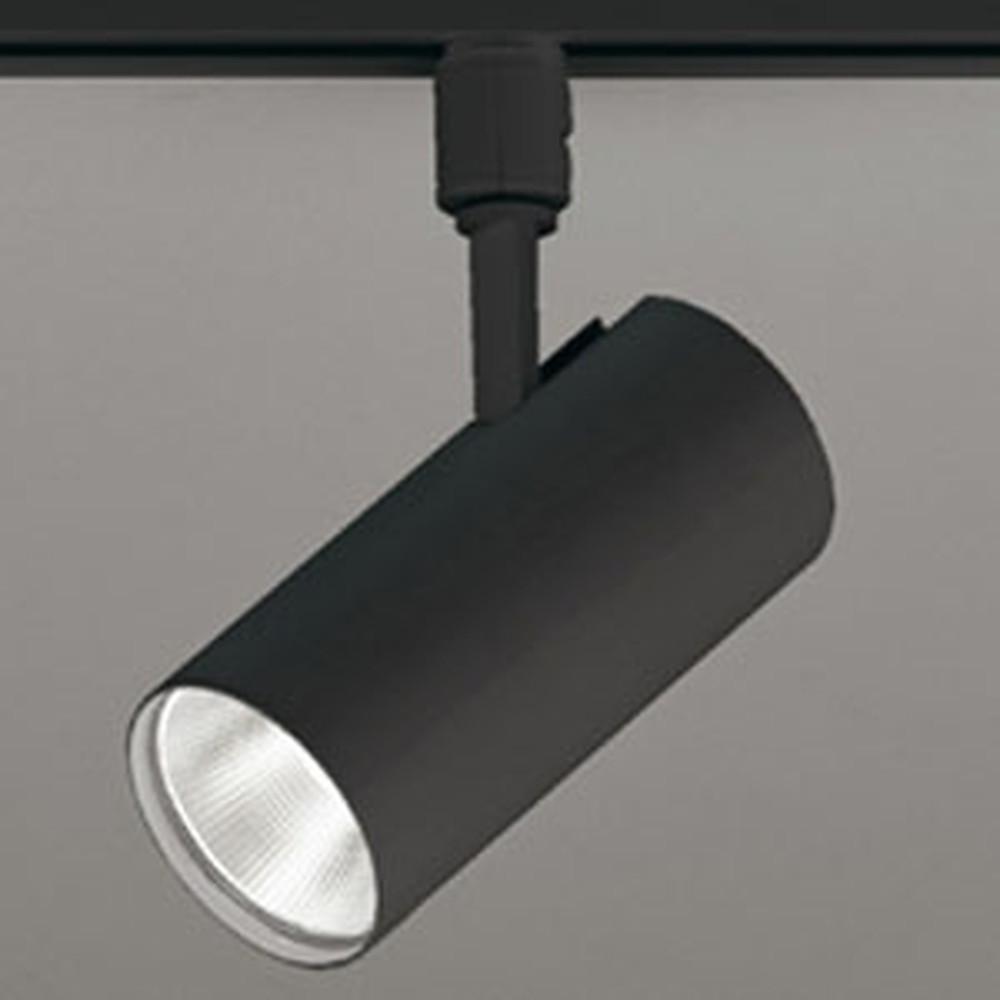 オーデリック LEDスポットライト ライティングレール取付専用 白熱灯100Wクラス 電球色~昼光色 Bluetooth®調光・調色 ワイド配光48° 黒 OS256553BC