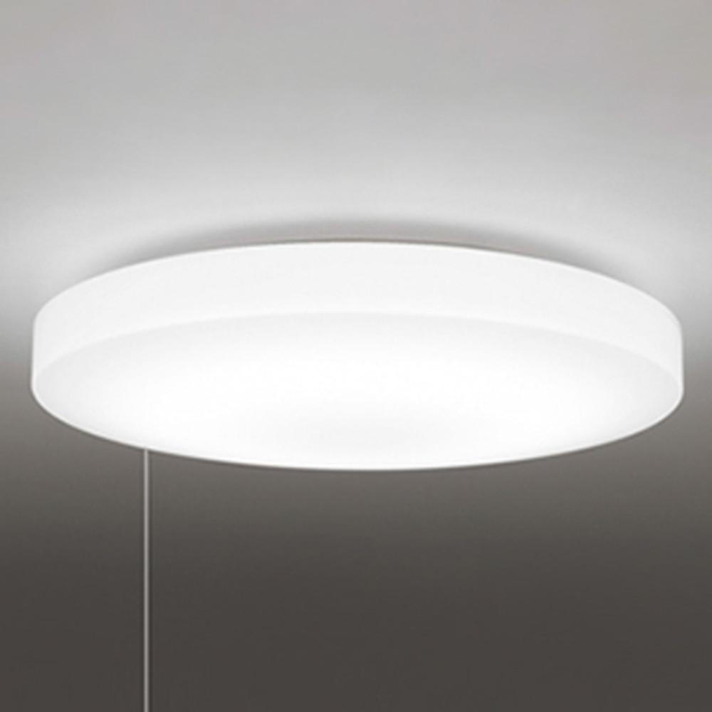 オーデリック LEDシーリングライト ~4.5畳用 昼白色 調光タイプ プルスイッチ付 OL251336N1
