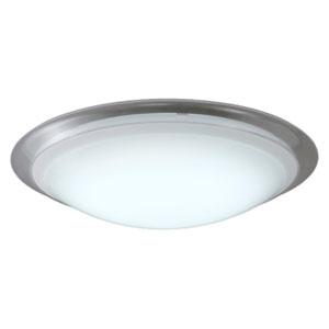 アイリスオーヤマ LEDシーリングライト ~12畳用 調光タイプ 昼白色 高効率タイプ リモコン付 メタルサーキットシリーズ CL12N-MFE