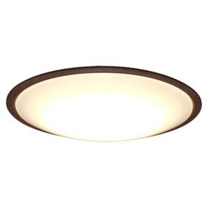 アイリスオーヤマ LEDシーリングライト ~14畳用 調光・調色タイプ 電球色~昼光色 ウォールナット色 リモコン付 メタルサーキットシリーズ CL14DL-5.1WFM