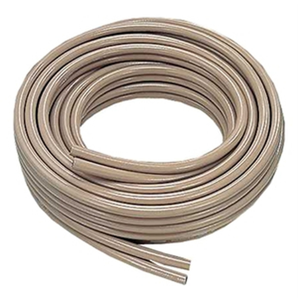 カクダイ 巻ペアホース 追焚付給湯機から一口循環金具までの配管用 呼び13 内径13×外径23mm 長さ20m EPDM・TPE製 4134-13×20