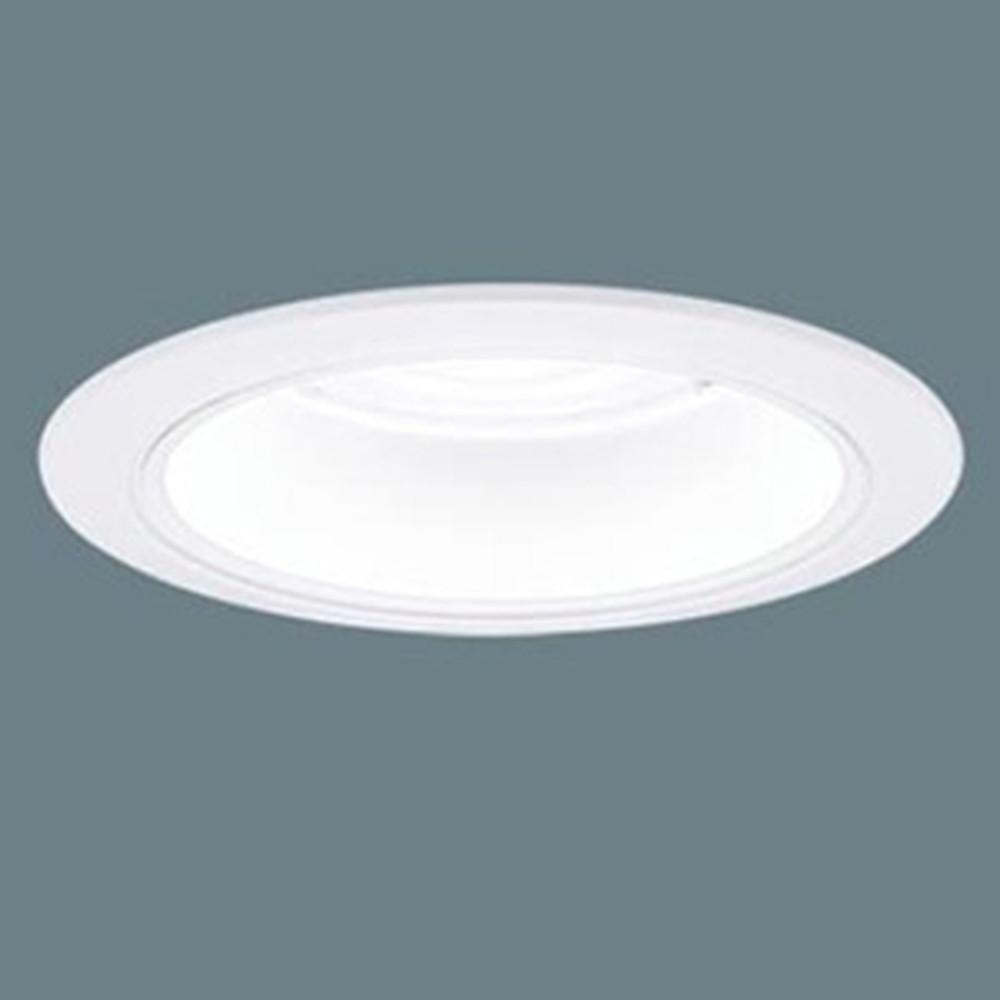 パナソニック LEDダウンライト 埋込穴φ100 一般タイプ FHT42形器具相当 電球色 ビーム角85° 電源ユニット内蔵 ホワイト反射板 XND2031WLLE9