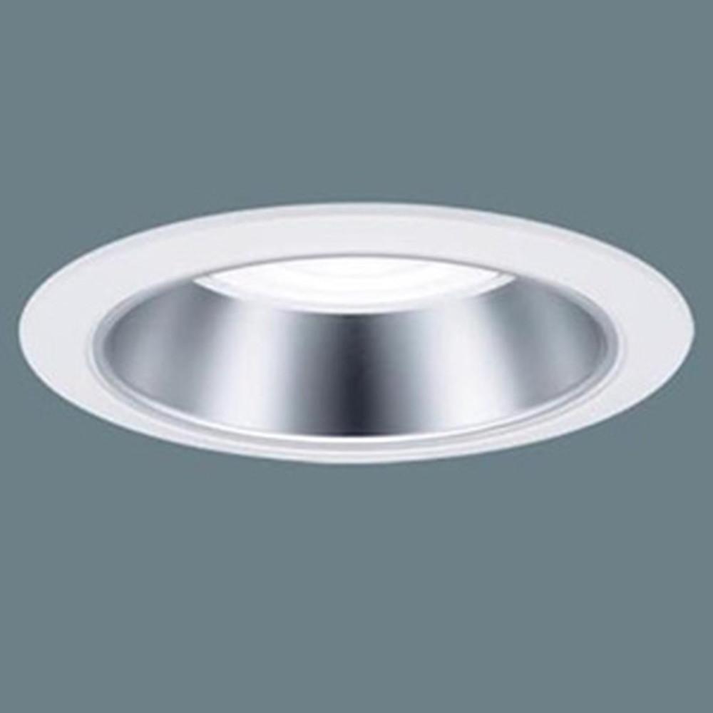 パナソニック LEDダウンライト 埋込穴φ100 一般タイプ FHT42形器具相当 昼白色 ビーム角80° 電源ユニット内蔵 銀色鏡面反射板 XND2031SNLE9