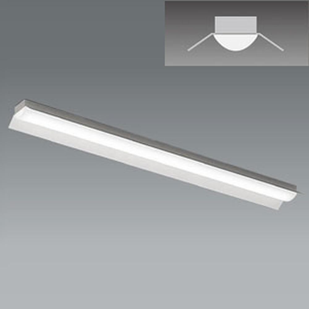 遠藤照明 LEDベースライト 《LEDZ SDシリーズ》 40Wタイプ 直付タイプ 反射笠付形 一般タイプ 2500lmタイプ 非調光タイプ Hf32W×1灯用定格出力型器具相当 昼白色 ERK9820WA+RAD-768N