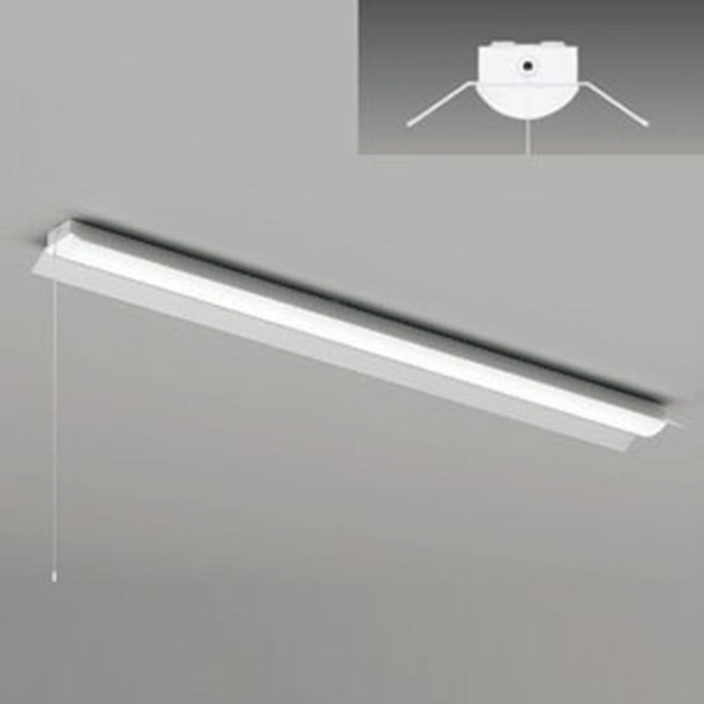 遠藤照明 LEDベースライト 《LEDZ SDシリーズ》 40Wタイプ 直付タイプ 反射笠付形 一般タイプ 5200lmタイプ 非調光タイプ Hf32W×2灯用定格出力型器具相当 昼白色 プルスイッチ付 ERK9847WA+RAD-766N