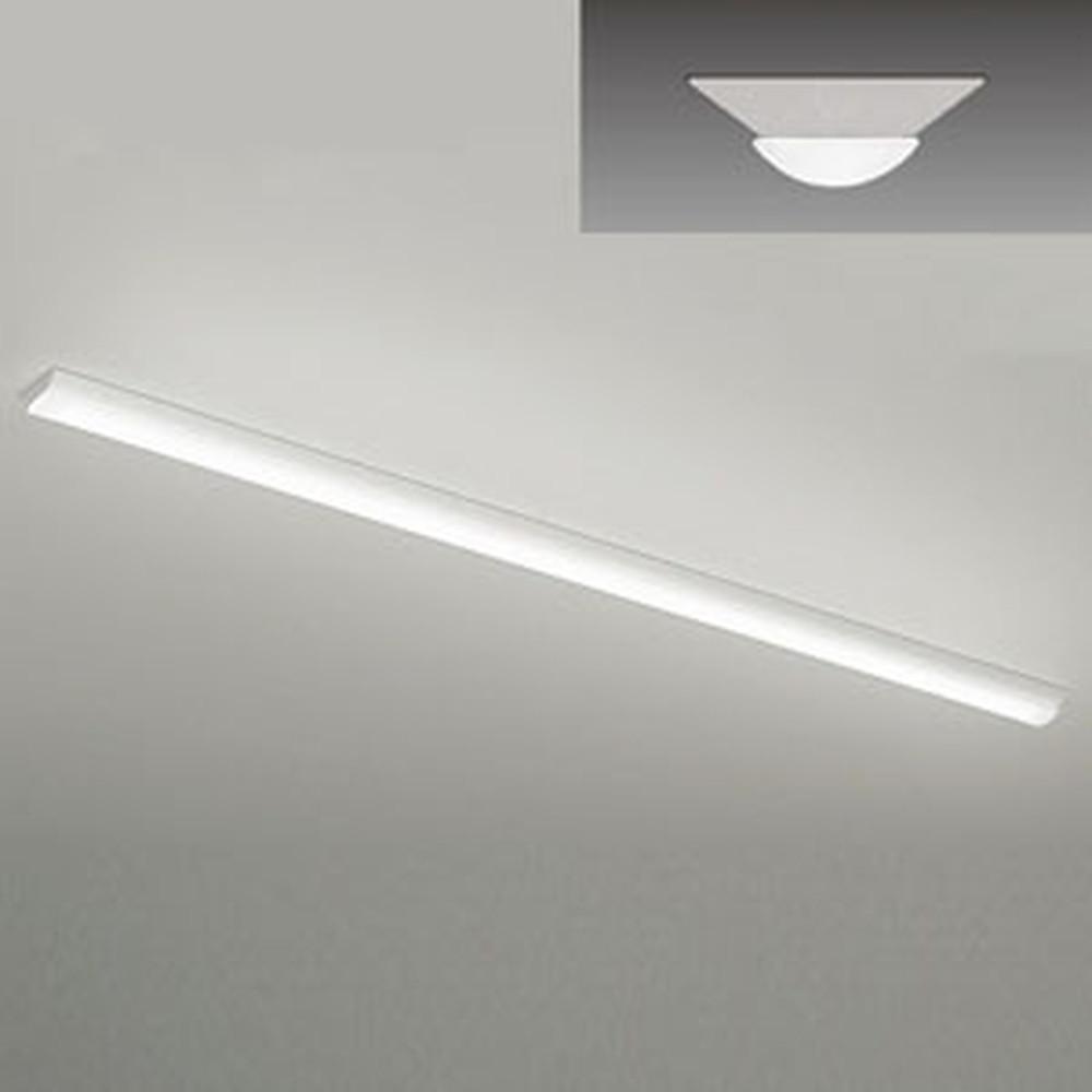 遠藤照明 LEDベースライト 《LEDZ SDシリーズ》 110Wタイプ 直付タイプ 逆富士形 W150 一般タイプ 13500lmタイプ 非調光タイプ Hf86W×2灯用高出力型器具相当 昼白色 ERK9640W+RAD-761N