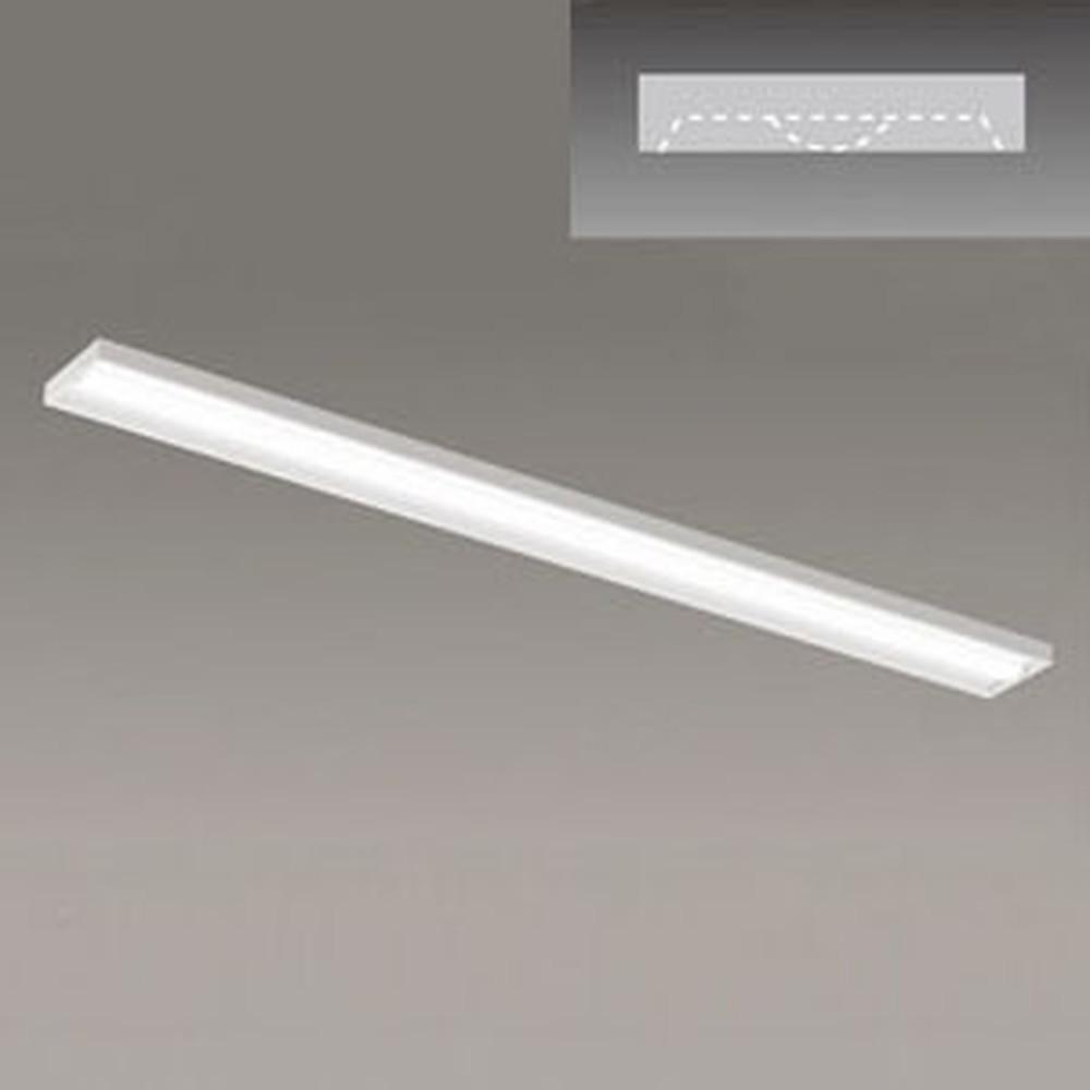 遠藤照明 LEDベースライト 《LEDZ SDシリーズ》 110Wタイプ 直付タイプ 下面開放形 一般タイプ 13500lmタイプ 非調光タイプ Hf86W×2灯用高出力型器具相当 昼白色 ERK9982W+RAD-761N