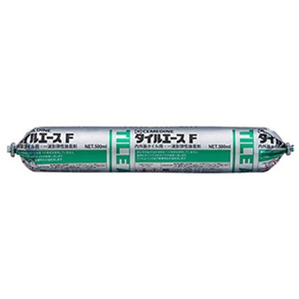セメダイン 【ケース販売特価 20個セット】 タイル用接着剤 《タイルエースF》 速硬化タイプ 容量500ml RE-206_set