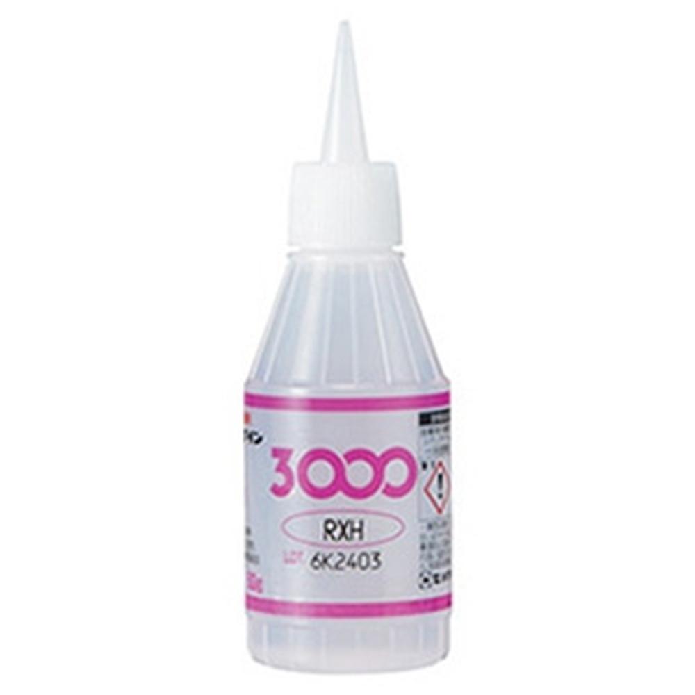 セメダイン 【ケース販売特価 20個セット】 瞬間接着剤 《3000RXH》 超速硬化・難接着タイプ 粘度1000mPa・s 容量50g AC-069_set