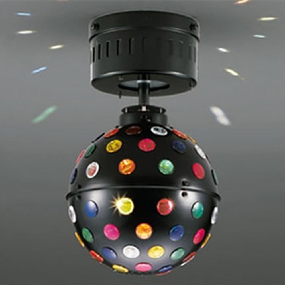 オーデリック カラーボール ハロゲン球65W 天井直付専用 レンズ78枚付 OE031121