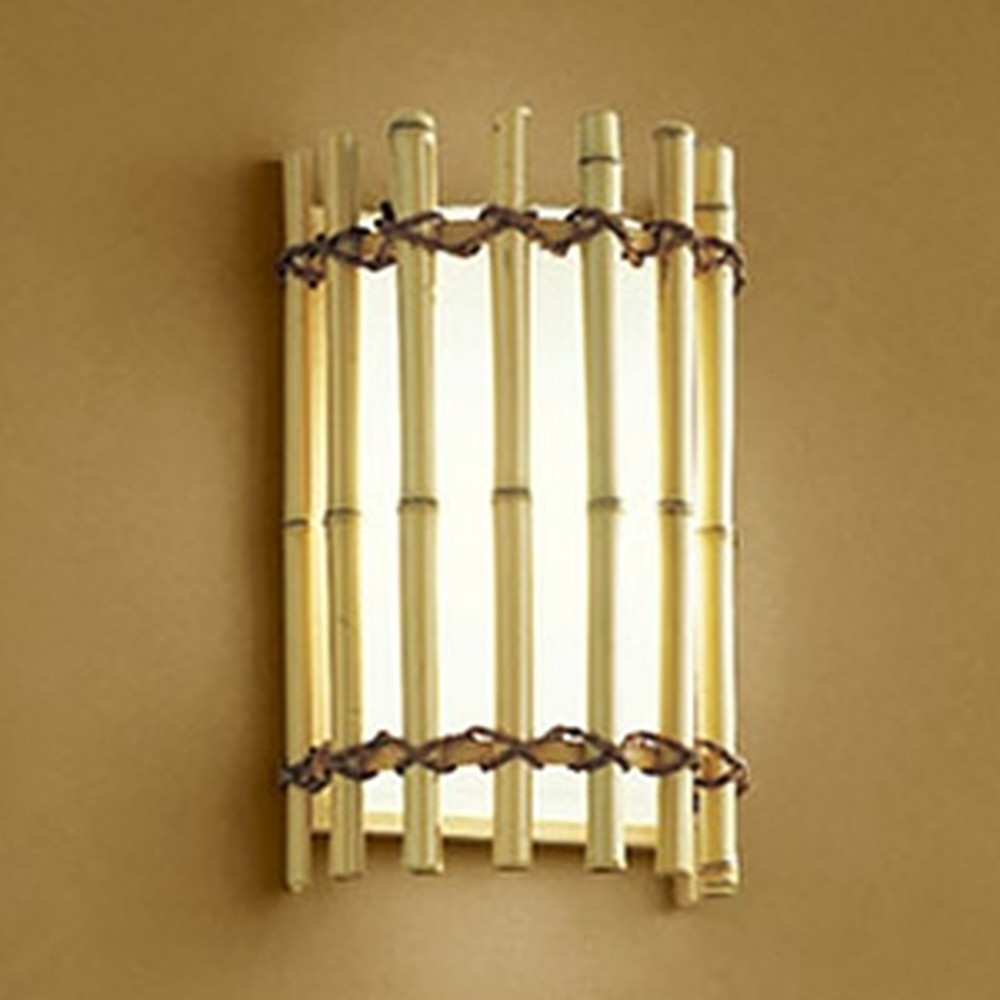 オーデリック LED和風ブラケットライト 白熱灯60W相当 電球色・昼白色 光色切替調光タイプ OB018100PC
