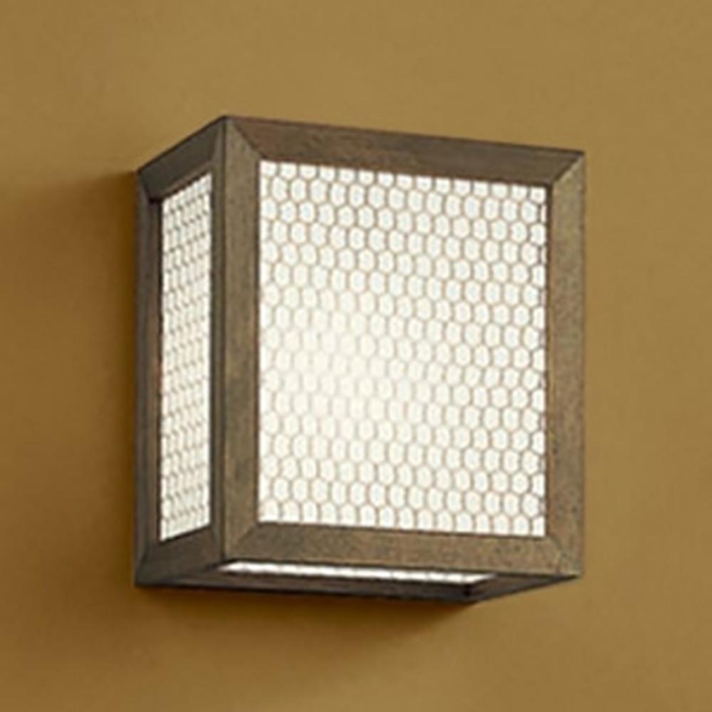 オーデリック LED和風ブラケットライト 白熱灯60W相当 電球色・昼白色 光色切替調光タイプ OB018145PC