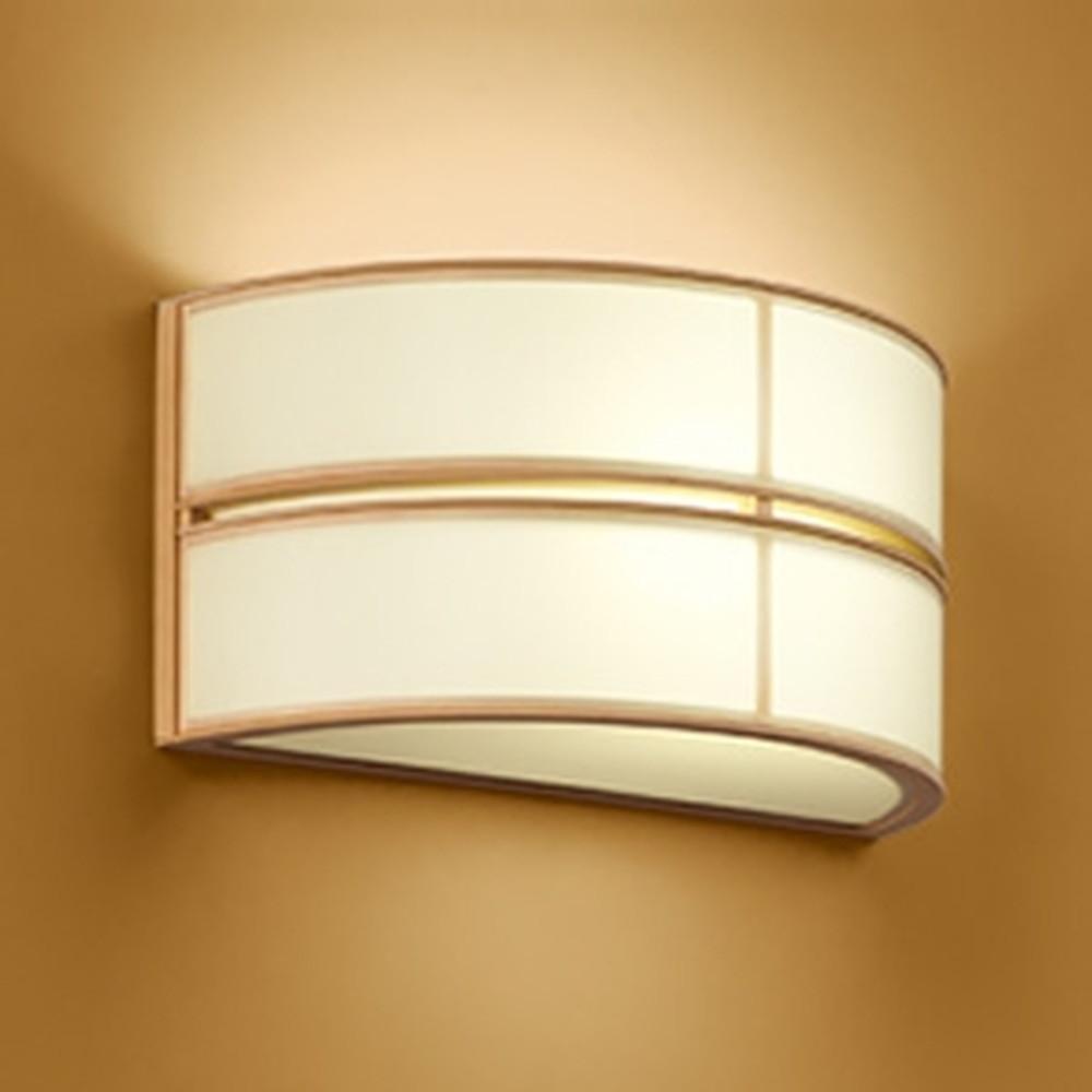 オーデリック LED和風ブラケットライト 白熱灯60W相当 電球色~昼光色 調光・調色タイプ Bluetooth®対応 OB018244BC