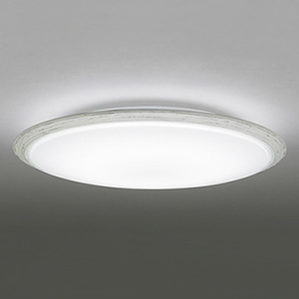 オーデリック LEDシーリングライト ~12畳用 電球色~昼光色 調光・調色タイプ リモコン付 OL251063