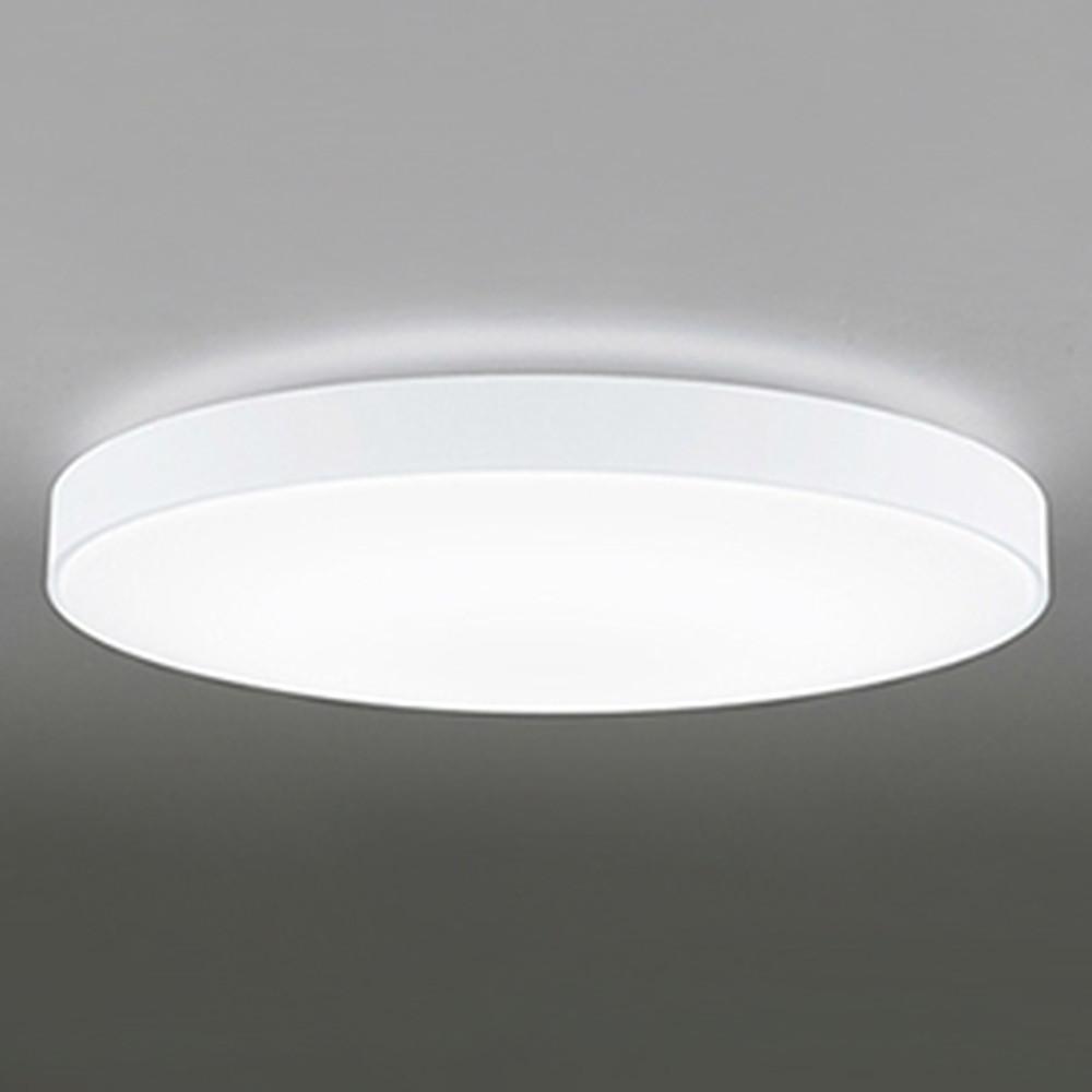 オーデリック LEDシーリングライト ~8畳用 電球色~昼光色 調光・調色タイプ リモコン付 OL251440