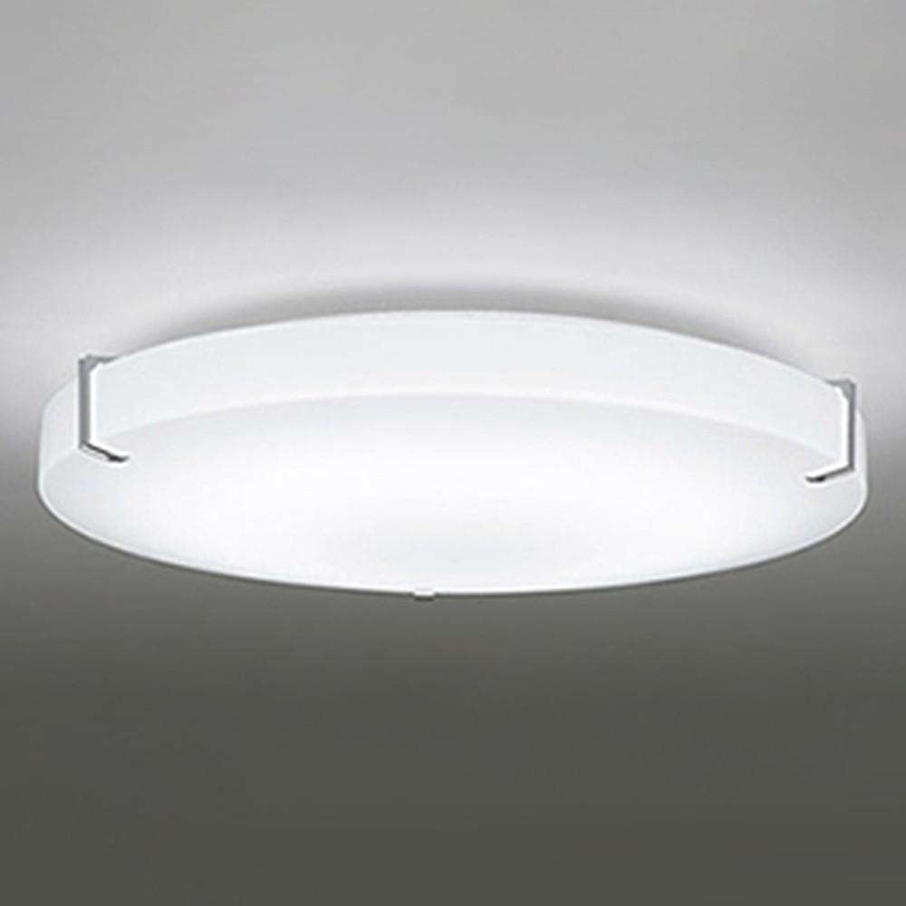 オーデリック LEDシーリングライト ~12畳用 電球色~昼光色 調光・調色タイプ リモコン付 OL251459