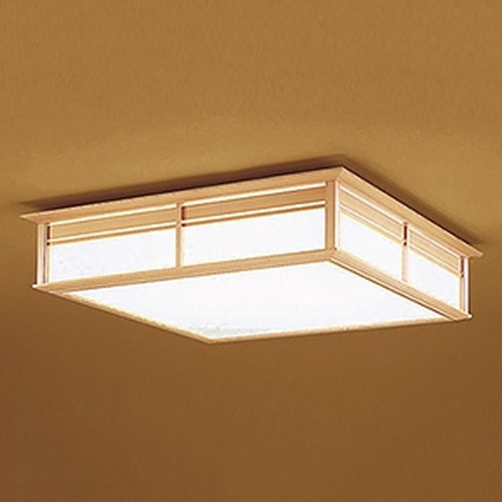 オーデリック LED和風シーリングライト ~10畳用 電球色~昼光色 調光・調色タイプ リモコン付 OL251554