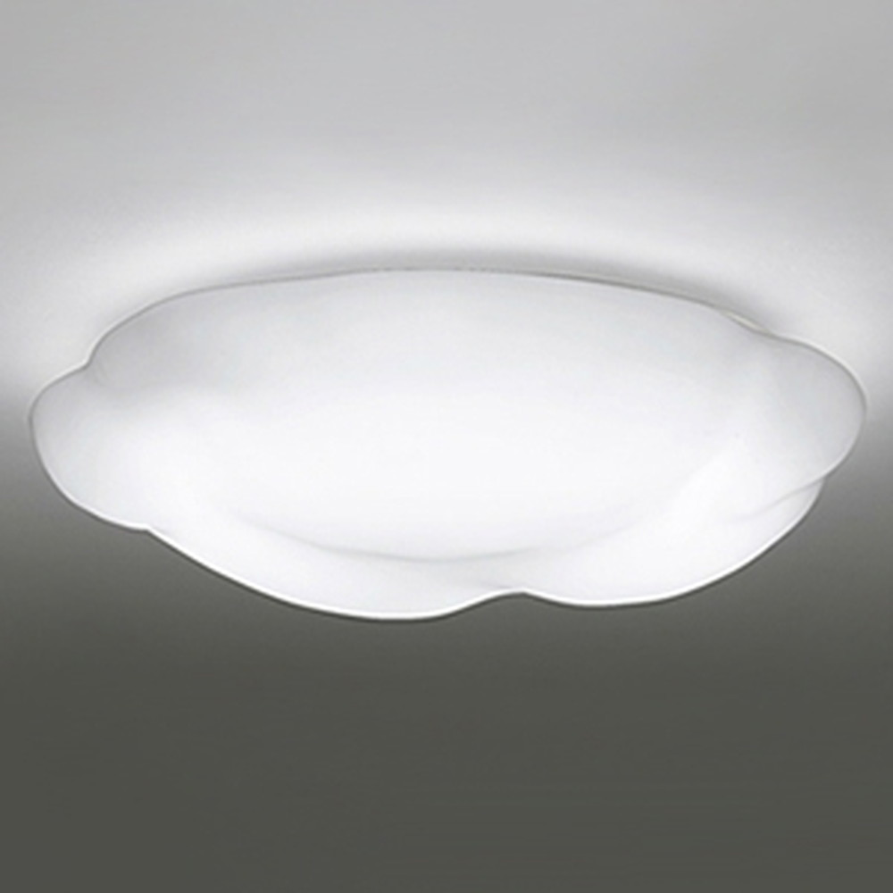 オーデリック LEDシーリングライト ~6畳用 電球色~昼光色 調光・調色タイプ リモコン付 OL251251