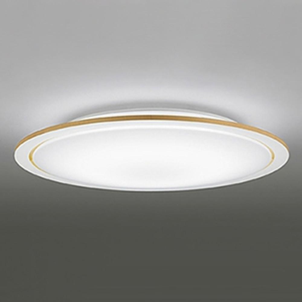 オーデリック LEDシーリングライト ~10畳用 電球色~昼光色 調光・調色タイプ リモコン付 OL251032