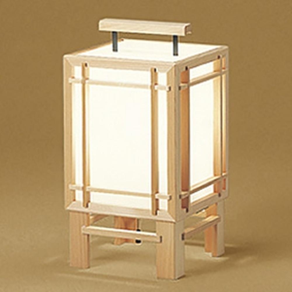オーデリック LED和風スタンドライト 白熱灯60W相当 電球色 スイッチ付 白木 OT021317LD