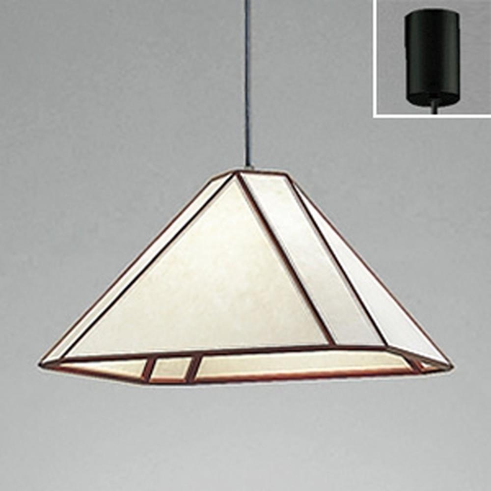 オーデリック LED和風ペンダントライト 白熱灯100W相当 電球色 OP035136LD