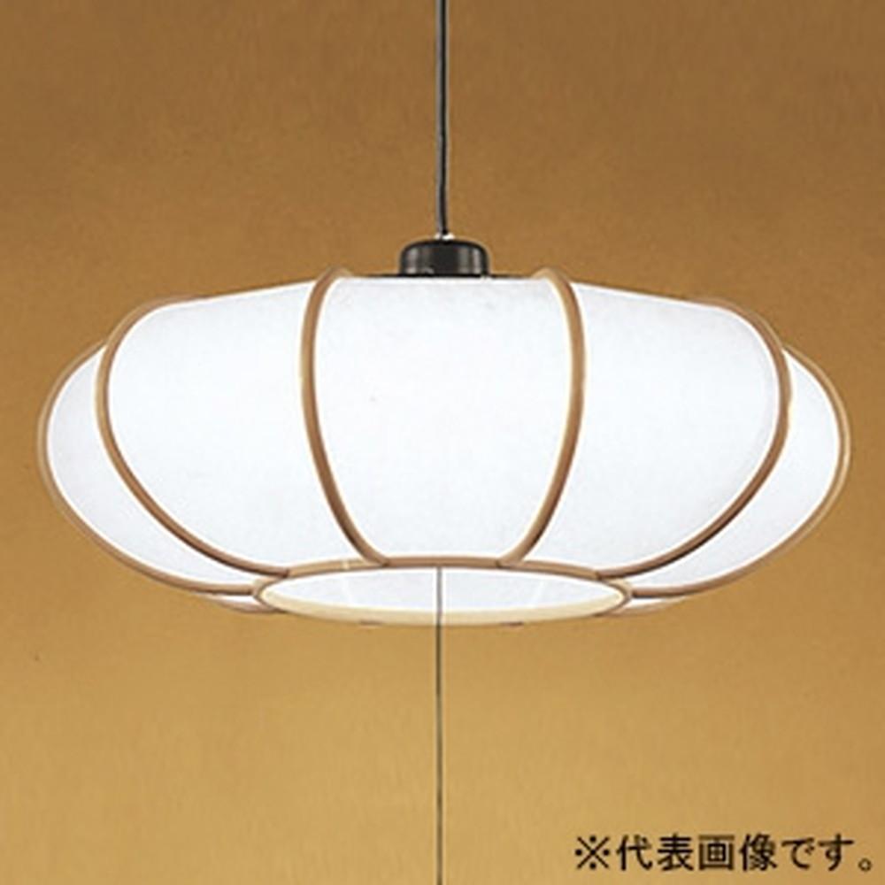 オーデリック LED和風ペンダントライト ~6畳用 昼白色 段調光タイプ OP252177