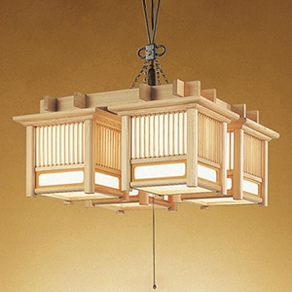 オーデリック LED和風ペンダントライト ~4.5畳用 電球色 OC114702LD
