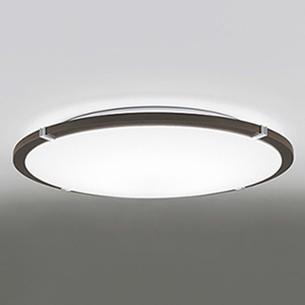 オーデリック LEDシーリングライト ~14畳用 電球色~昼光色 調光・調色タイプ リモコン付 OL251119