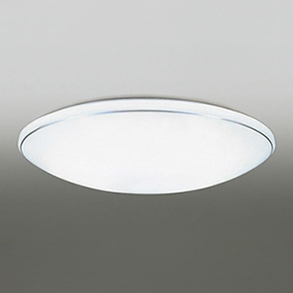オーデリック LEDシーリングライト ~8畳用 電球色~昼光色 調光・調色タイプ リモコン付 ホワイトブロンズ OL251618P1