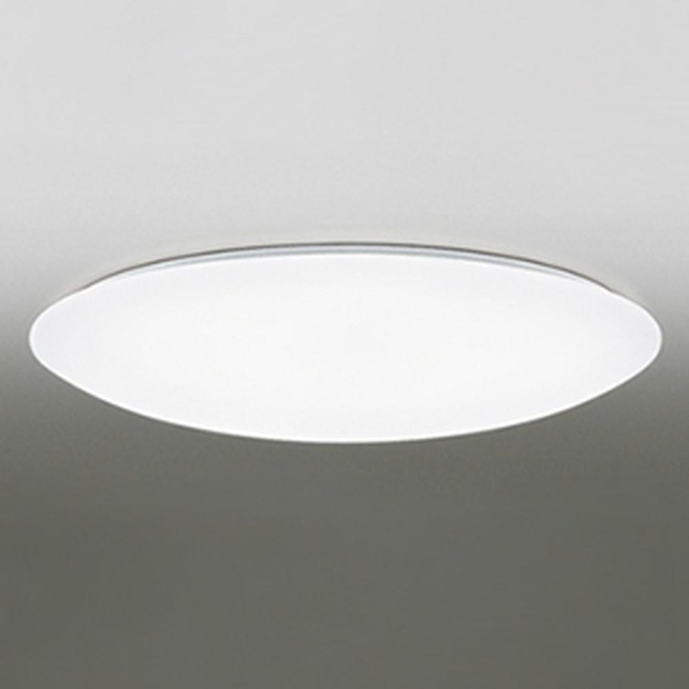 オーデリック LEDシーリングライト ~10畳用 電球色~昼光色 調光・調色タイプ リモコン付 OL251270